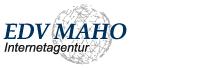 EDV MAHO Internetagentur Logo